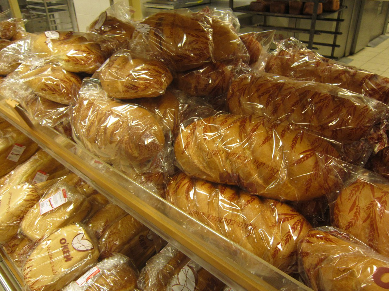 Хлеб Крюкова