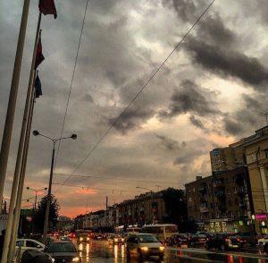 Прогулка Привалова