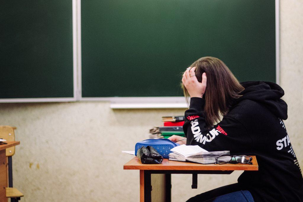 Не хочу бояться ходить в школу