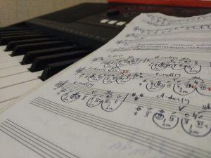 пианино Даша